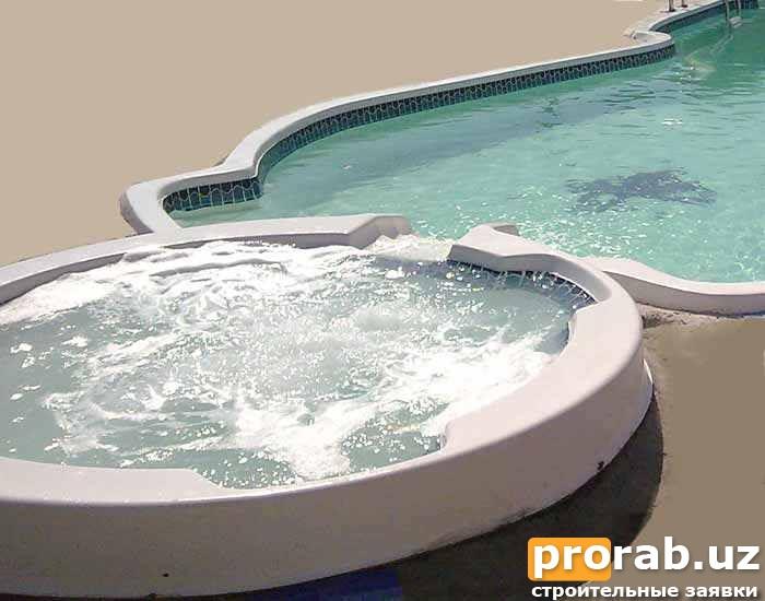 Отличия гидромассажного бассейна от ... ванны