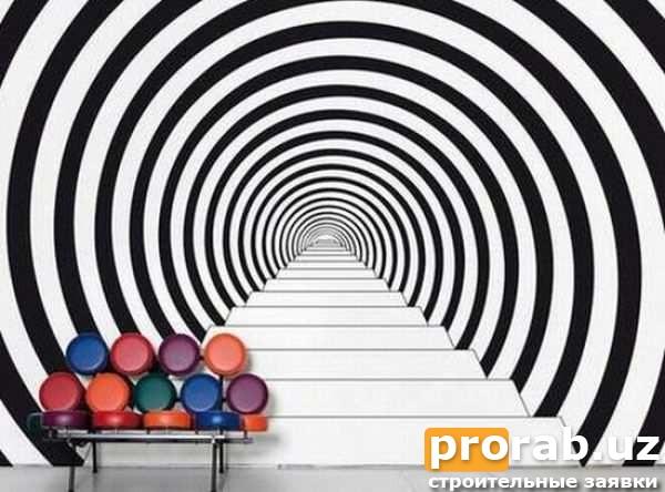 Креативная идея для стен!