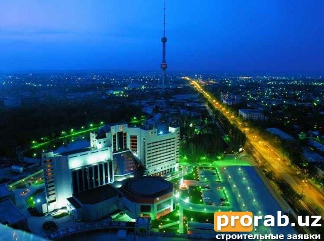 Землетрясение в Ташкенте