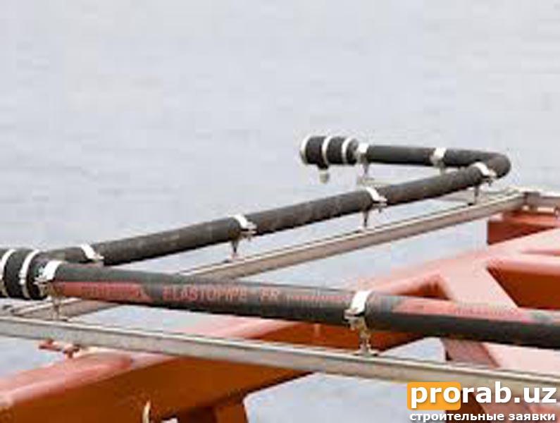Трубопровод в системе пожаротушения