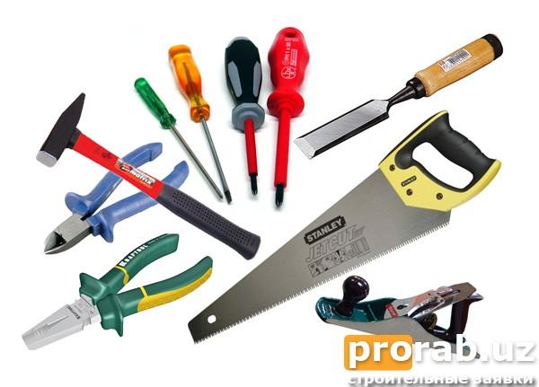 Видео как использовать инструменты в ремонте