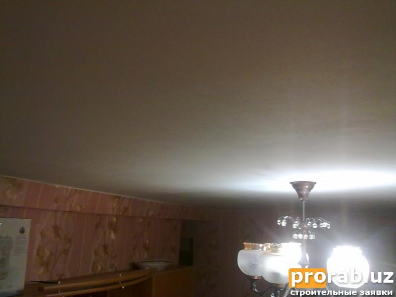Ровный потолок своими руками