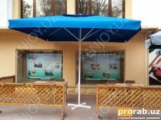 Зонты Большие для кафе и гостиниц