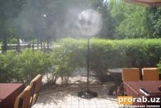Вентилятор для системы туманообразования