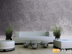 Креос Драпе - декоративная штукатурка для стен. Износостойкая, моющаяся, выдерживает более...