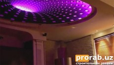 Натяжные потолки 3D