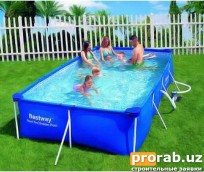 Продажа готовых бассейнов