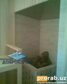 Строительство бань, саун, хаммомов в Ташкенте