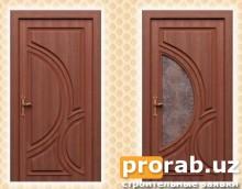 Двери межкомнатные, модели Giza и Giza Glass. Натуральный шпон - дуб.Все двери от компани...