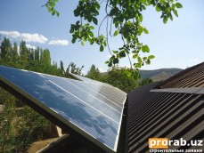 Солнечные батареиКаждый собственник задумывается о максим...