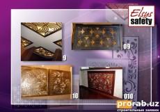 Декоративные  изделия из МДФ