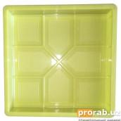 Цена: 7 $ - 10 $ / M2Название плитки: ПлюсРазмер: 300x300x50 ммФорма: Код-410(первич...