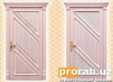 Двери межкомнатные, модели Salvatore и Salvatore Glass. Натуральный шпон - дуб.Все двери ...