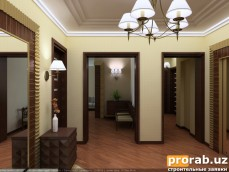 Квартира в стиле АртДеко