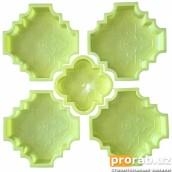 Цена: 7,5 $ - 11$/M2Название плитки: Арабский Захрат 3Размер: 45 ммФорма: Код-405(пе...