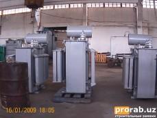 трансформаторы силовые от 2500ква до 40ква