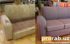 Реставрация,ремонт и изменение дизайна мягкой мебели.Работаем по каталогу и с любыми разм...