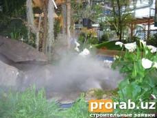 Системы туманообразования для борьбы с насекомыми в Ташкенте