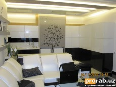Квартира (корпусная мебель нашего производства)