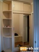 Изготовление мебели на заказ: шкафы-купе, прихожие, гардеробные, детские, кухни и кухонная...