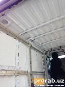 Теплоизоляция автомобильного транспортаЖидко-керамическое покрытие «Изоллат» и покрытие н...