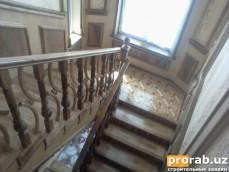 лестница паркетная