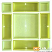 Цена: 7,5 $ - 11 $ / M2Название плитки: ШахматыРазмер: 300х300х35 мм, 100х300х45 мм, 1...