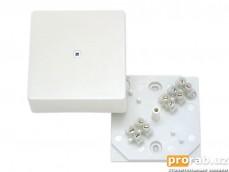 коробки для монтажа с кабельканалами