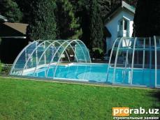 Павильоны для бассейнов в Ташкенте