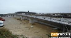 Гидроизоляция мостов в Ташкенте