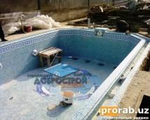 """аша компания """"ДОБРОСТРОЙ"""" занимается строительством, в частности бассейнов 10 ле..."""