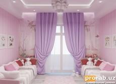 Дизайн комнаты девочкам