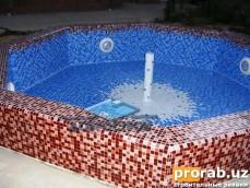 """Наша компания """"ДОБРОСТРОЙ"""" занимается строительством, в частности бассейнов 10 л..."""