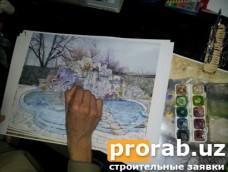 работа художников