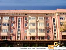 Строительство в Ташкенте