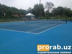 Спортивное покрытие Ac Play Hard. г.Ташкент, Сити Макон