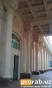 Фасад тойхона Яккасарай