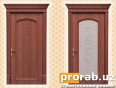 Двери межкомнатные, модели Verona и Verona Glass. Натуральный шпон - дуб.Все двери от ком...