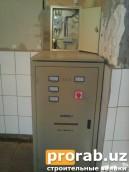 Установка подключение стабилизаторов напряжения +998903497223http://svetanet.ucoz.ru/