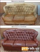 Аккуратная реставрация любой мебели (стулья, диваны, кресла, кухонные, офисные)-изготовле...