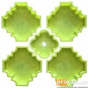 Цена: 7,5 $ - 11$/M2Название плитки: Арабский Захрат 1Размер: 45 ммФорма: Код-403(пе...