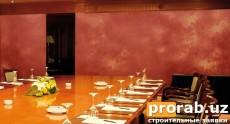 Рафаэлло с перламутром - декоративная штукатурка. Подходит для элитных ресторанов, VIP лож...
