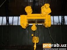 Восстановление и ремонт тельферов и кран-балок.