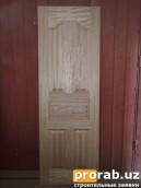 """Дверь модель """"КАНАДКА"""" цена 150.000сум (Используем при изготовлении турецкий лак..."""