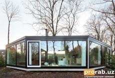 Современным дизайнерским решением для маленьких помещений являются панорамные окна – огром...
