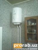 Установка, подключение, ремонт накопительного водонагревателя Elektrolux.