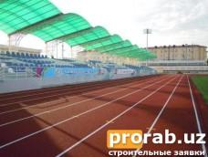 Спортивное покрытие Conipur SP  в г.Наманган