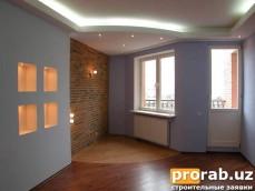 Компания выполнит комплексный ремонт квартир, офисов и административных зданий, как внутре...