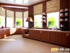 Кухня (частный дом)