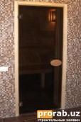 двери для саун, финской и турецкой бани